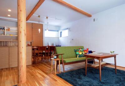 【札幌】プライベート空間が充実した暮らし「KAKUDOのある家」の画像