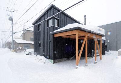 プライベート空間が充実した暮らし「KAKUDOのある家」の画像