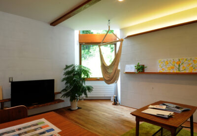 【小樽】家族がお気に入りの場所を明るく暮らす「HIKARIノイエ」の画像