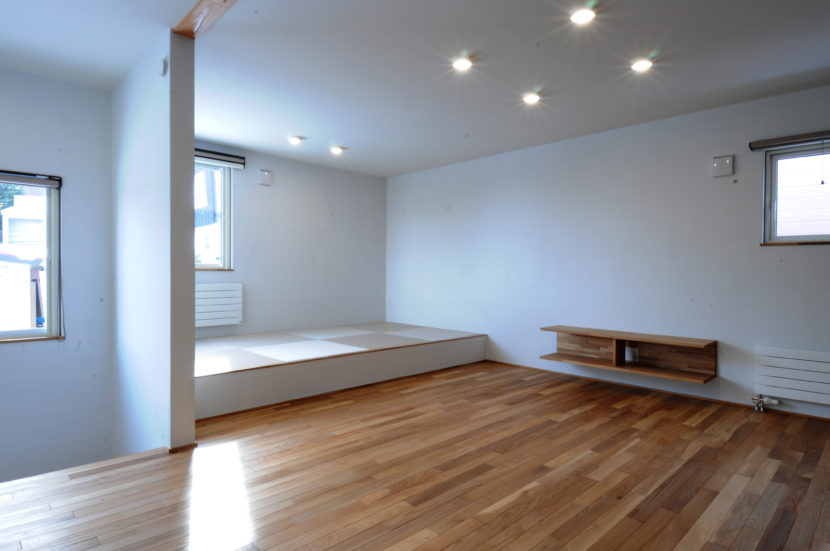 14.リビング・畳スペース
