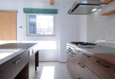 【札幌】世代をつなぐ2世帯住宅「MORIKAKO」の画像