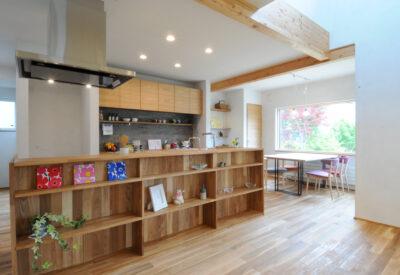 【札幌】子育てと家事、休日を充実させる共働き理想の家 「MOTOのいえ」の画像