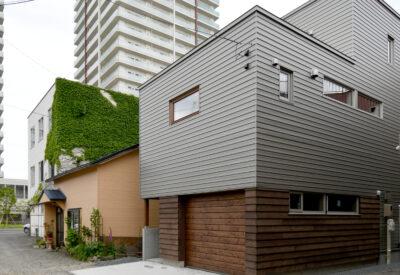 外部環境を読み、街中で快適に暮らす 「machi-no-sumika」の画像